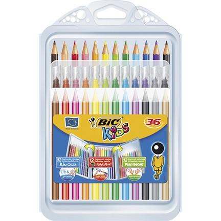Bic Kids Karişik Boyama Seti 36 Li 887701 Fiyatı