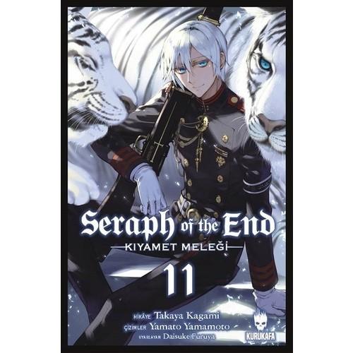 Seraph Of The End Kıyamet - Takaya Kagami