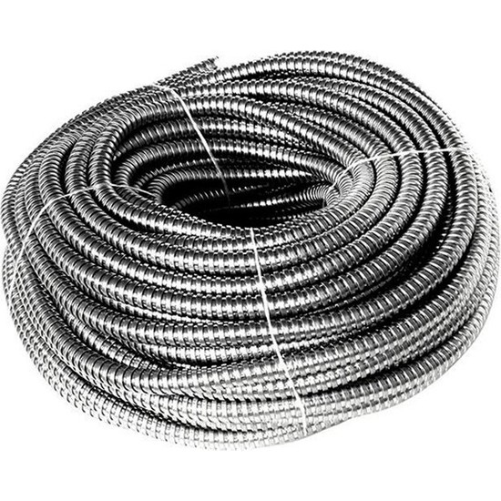 A Plus Çelik Spiral Boru 26 Mm-25 Metre