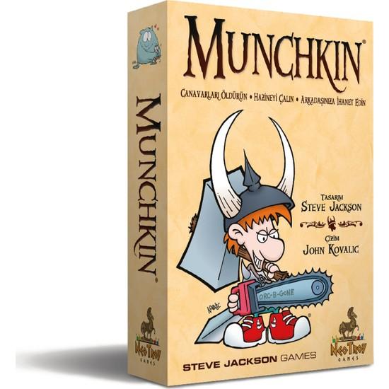 Munchkin Kutu Oyunu