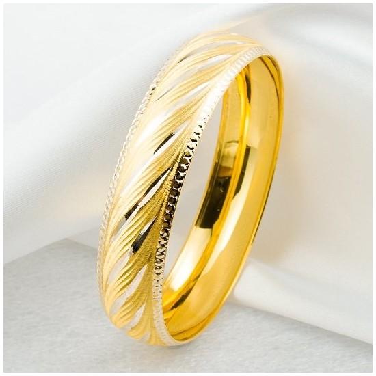 Bilezikci 1,5 cm Enli 8 Ayar Altın Bilezik 9,50 gr