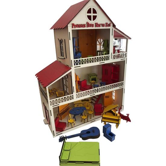 Atölye Taşhane Ahşap Çocuk Oyun Evi