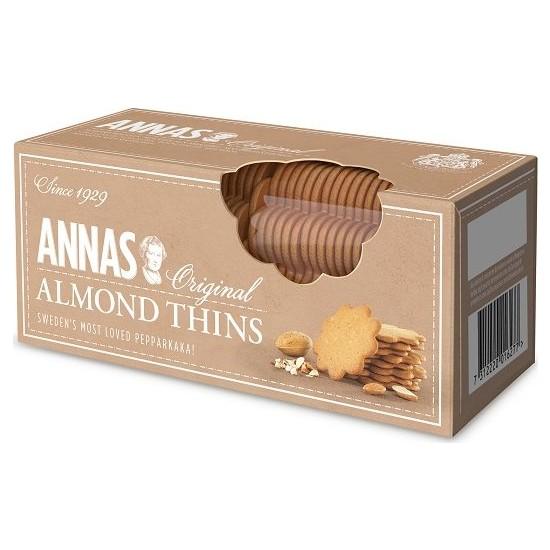 Lotus Annas Almond Thins Kurabiye 150 gr