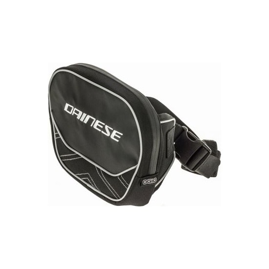 Dainese/Waist Bag Stealth Black