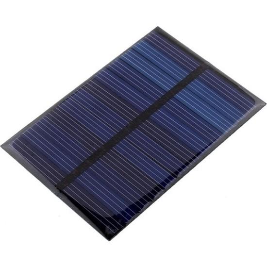 Oem Deney Solar Güneş Enerji Paneli 6V 0.5W