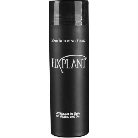 Fixplant 1 Şişe 28 gr ( Saç Gürleştirici, Saç Dolgunlaştırıcı, Saç Fiberi, Saç Tozu )+ Optimizer