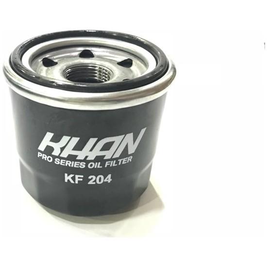 Khan Khan Yağ Filtresi Kf-204 Yamaha Mt-07 Yzf-R25 Mt-25 Honda Nc700 S X Nc750 X Dct Cb600 Cbf600 Cbr600 Nt700 Vt750 Vfr800,