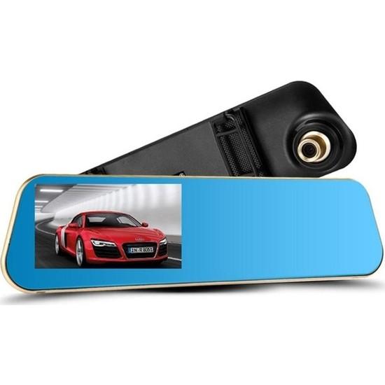 Twinix Araç İçi Kamera Dikiz Aynalı - Yeni Kasa- Şık Tasarımlı