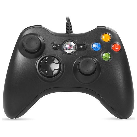 Snopy Rampage Sg-R360 Siyah Xbox-360 2.2M Joypad