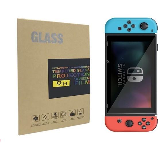 Glass Nintendo Switch Temperli Ekran Koruyucu Tempered Glass 9H