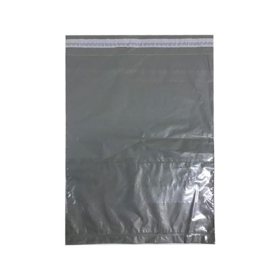 Ustuneyok Kargo Poşeti Küçük Boy Siyah-Şeffaf 25*30+5 Cm. (200 Adet)