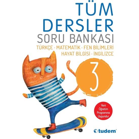 Tudem 3 Tüm Dersler Soru Bankası