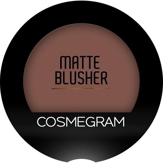 Cosmegram Mat Allık No 205