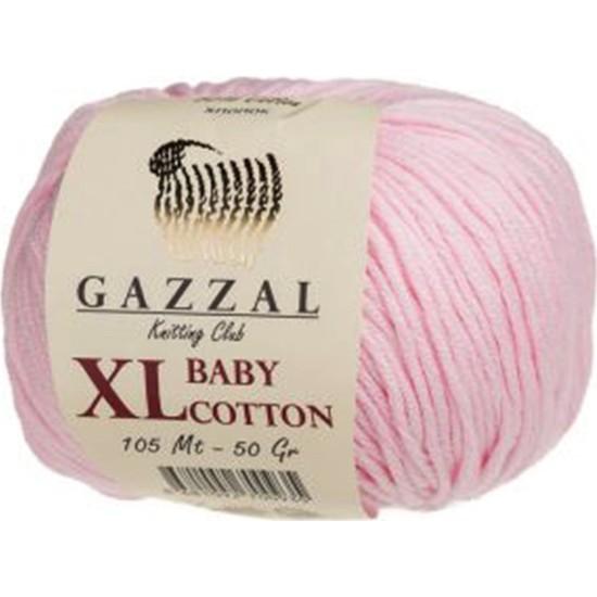 Gazzal Baby Cotton Su Yeşili Bebek Yünü - 3425 - Hobium | 550x550