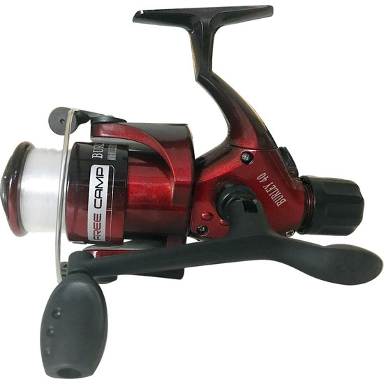 FreeCamp Burley 40 Spin Olta Makinesi