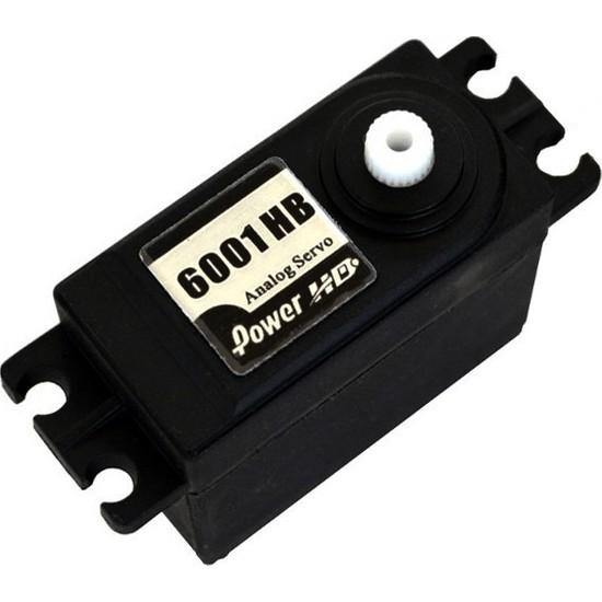Power HD Power HD HD-6001HB Plastik Dişli Analog Servo Motor