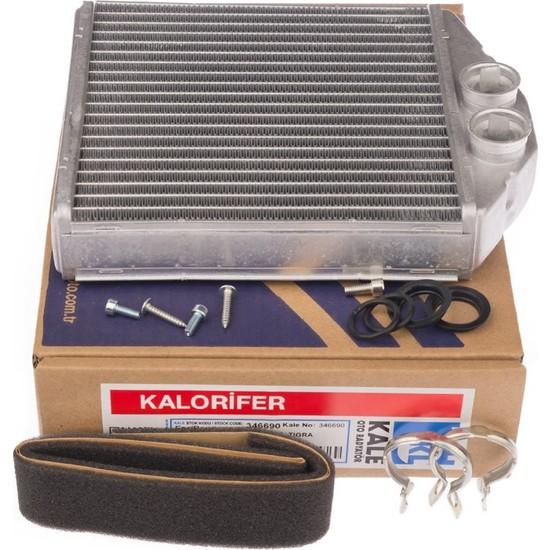Kale Opel Corsa C Kalorifer Radyatörü