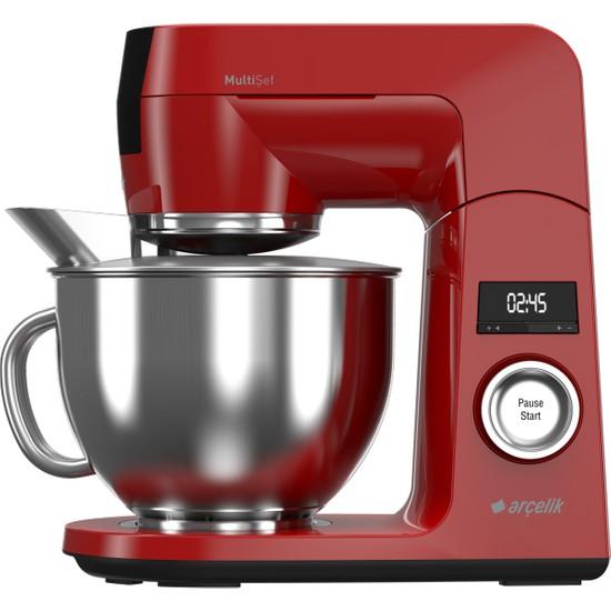 Arçelik K 1292 K Multi Mutfak Şefi Profesyonel Kırmızı