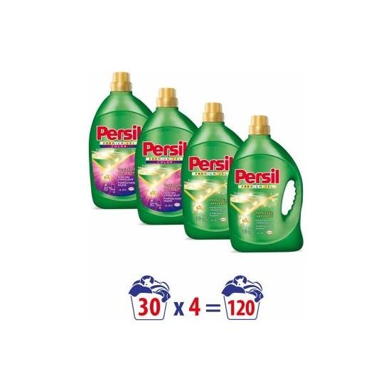 Persil Premium & Color 30 lt Mix x4