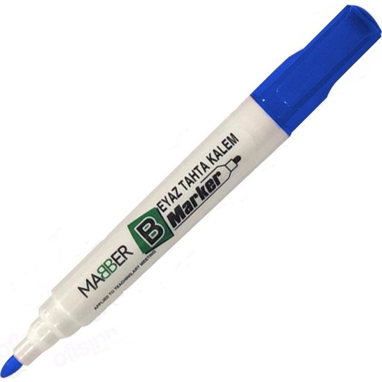 Mabber Mb-105 Beyaz Tahta Kalemi