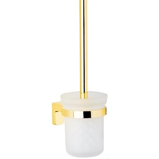 RST® MANNESMANN P- Serisi Klozet Fırçası ( Altın)