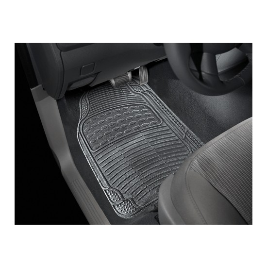 Burak Oto Aksesuar Peugeot 407 2004-2010 Uyumlu Havuzlu Kauçuk Paspas Takımı