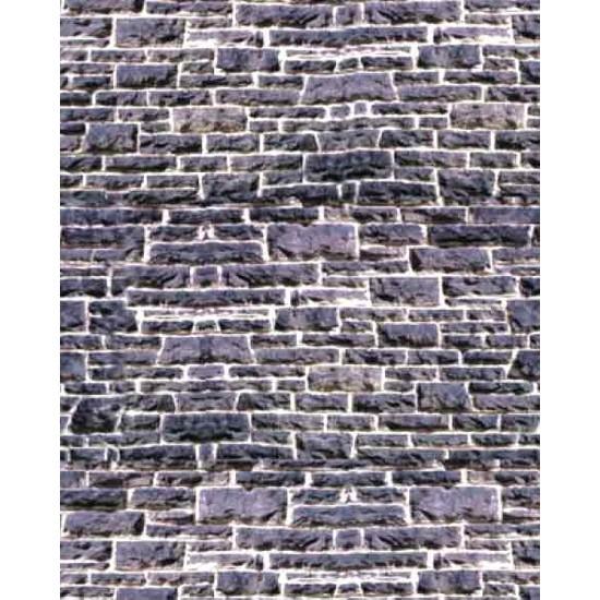 Eshel Maket Desenli Karton Duvar Küp Taş 1/100 - 3'lü