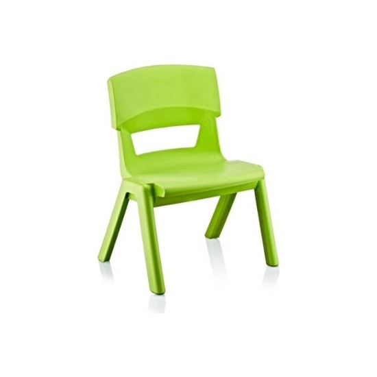 Irak Plastik Jumbo Çocuk Sandalye No2 Büyük Yeşil