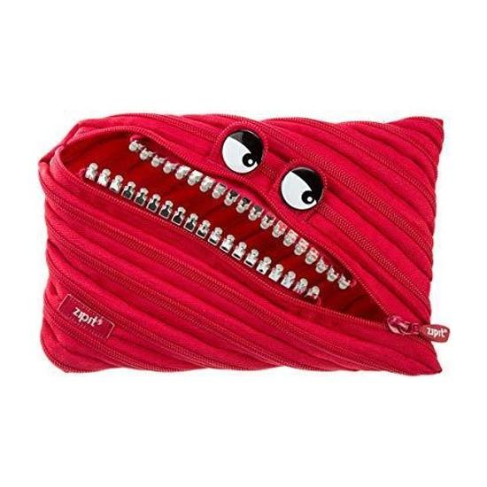 Zipit Grillz Monster XL Pouch Kalem Kutusu Kırmızı