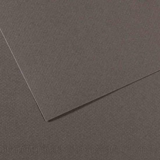 Canson Fon K. 50X65 160Gr Grenli Dark Grey 321064