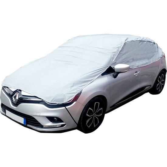 Autoen Toyota Yaris 3 2012- Pratik Yarım Oto Branda Kar Buz Ve Güneş Koruyucu 084
