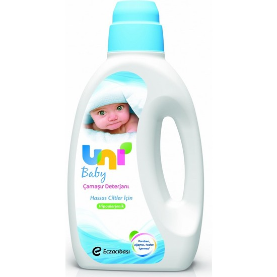 Uni Baby Gk-9470371 Bebek Çamaşır Deterjanı 1500 ml