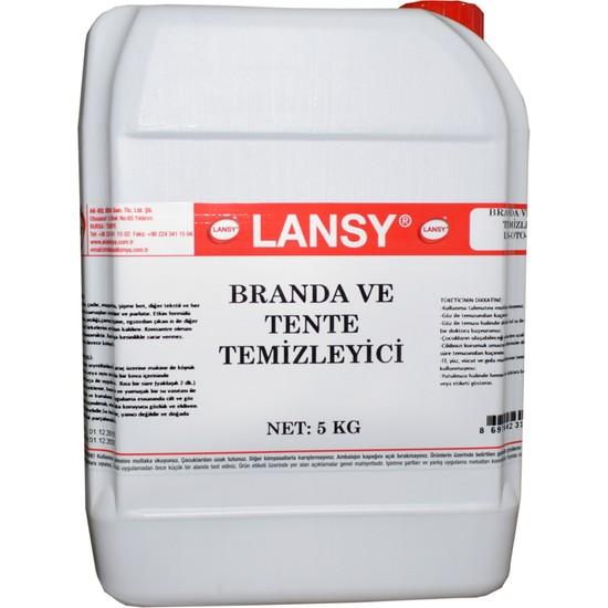 Lansy Branda Tente Ve Çadır Temizleyici 5 Kg 1/50 Konsantre