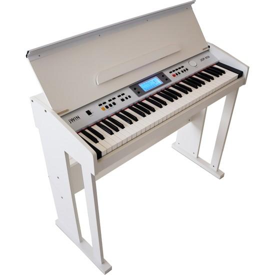 Jwin Jdp-950 61 Tuş Hassasiyetli Elektronik Ahşap Kabinli Piyano
