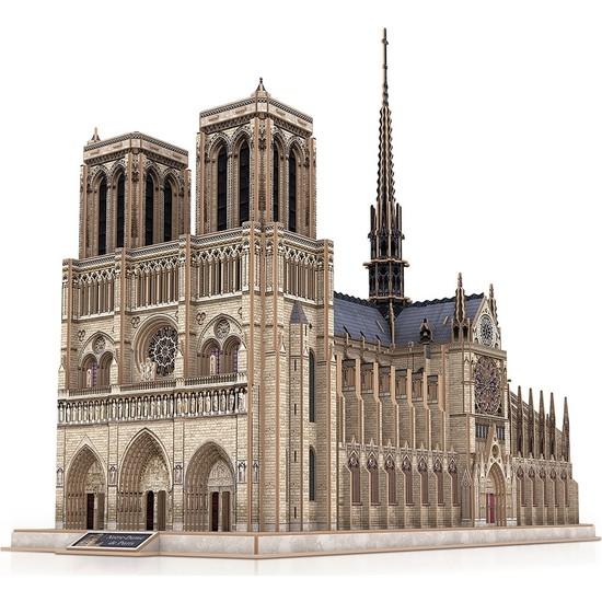Cubic Fun 293 Parça Puzzle Notre Dame De Paris