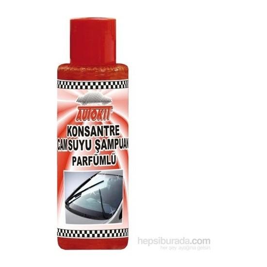 Autokit Konsantre Cam Suyu Şampuanı Parfümlü (5 lt Suda Etkili)