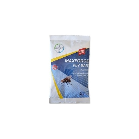 Bayer Maxforce Fly Bait Sinek Kovucu 100 gr