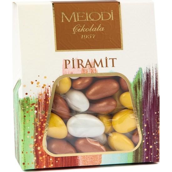 Melodi Çikolata A.B.S Badem Şekeri - 250gr