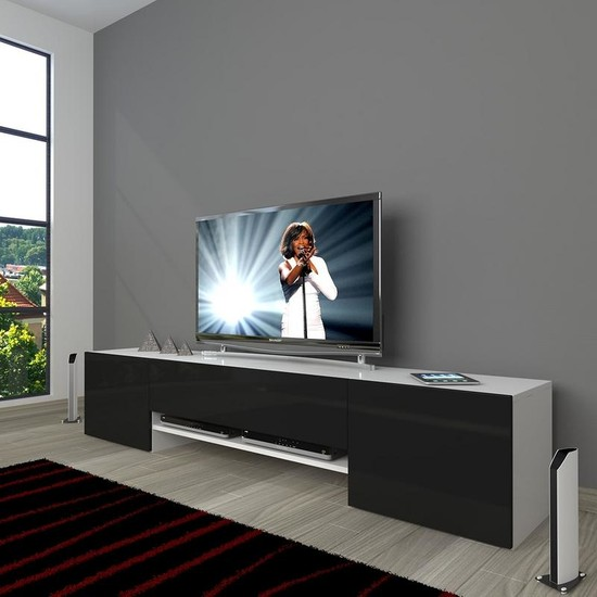 Decoraktiv 1e1 Slm 180 Tv Ünitesi Tv Sehpası