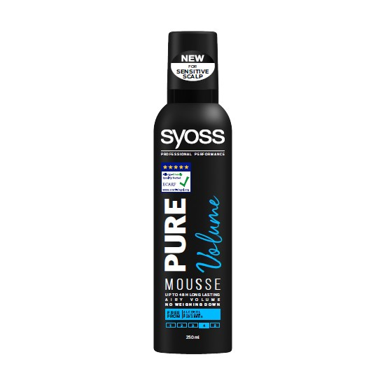 Syoss Pure Volume Saç Köpüğü