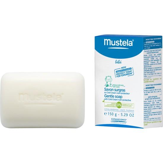 Mustela Cold Cream İçeren Temizleyici Sabun 100 gr