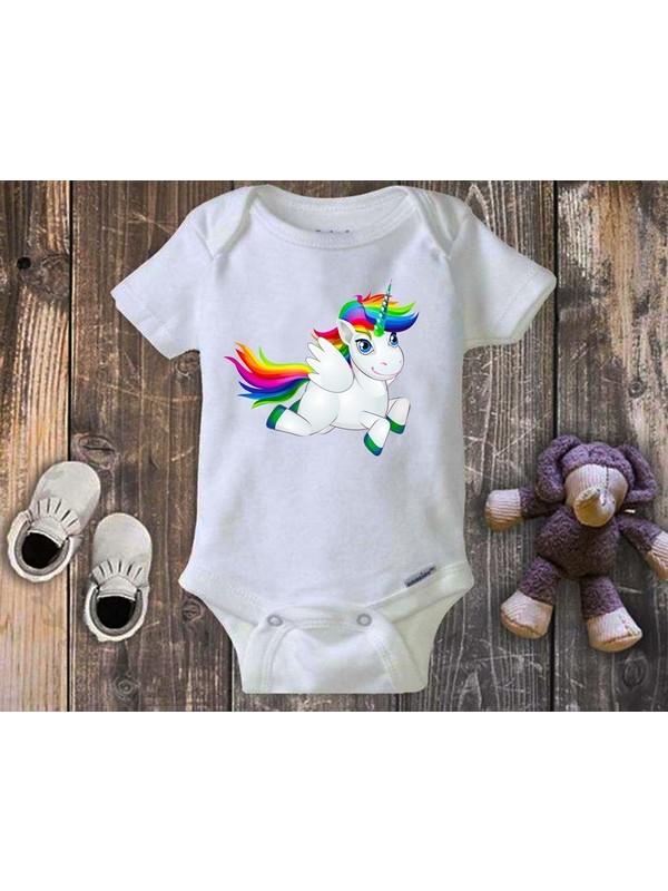 Scubapromo Bayb Unicorn Bebek Zıbın