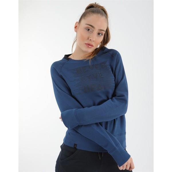 06719e06ac862 Airlife Kadın Parlement Basic Yaka Sweatshirt - S - Koyu Mavi Ürün Resmi