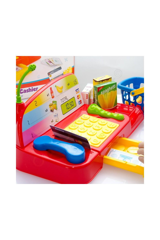 Full Cash Register Kids Toy