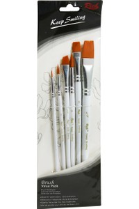 Rich Brush Set 040