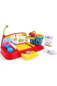 Full Cash Register Kids Toy