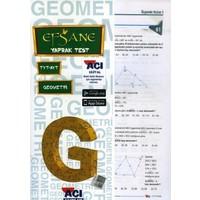 Açı Tyt Ayt Geometri Çek Kopart Yaprak Test