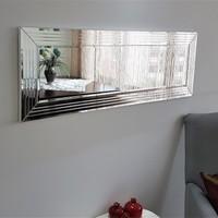 NEOstill -Dekoratif Duvar Salon Ayna 120x40cm A301-y