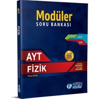 Eğitim Vadisi Yayınları AYT Fizik Modüler Soru Bankası