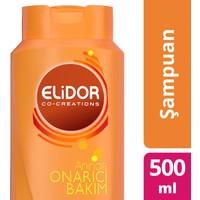 Elidor Şampuan Onarıcı Ve Yapılandırıcı Bakım 500 ML